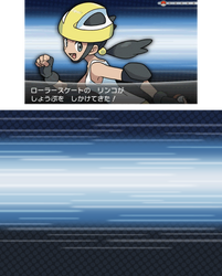 Pokemon XY Versus Screen by Midnitez-REMIX