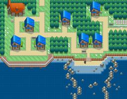 Pokemon BW3: Nuvema Town by Midnitez-REMIX