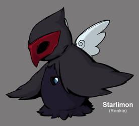 Digimon Era Zero: Starlimon by Midnitez-REMIX