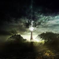 The Obelisk by Fleurine-Retore