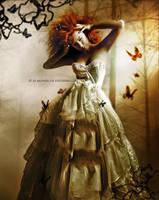Crazy butterflies by Fleurine-Retore