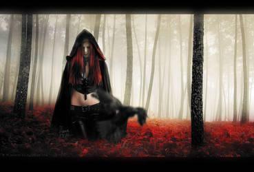 La legende de Valraven by Fleurine-Retore