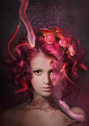 Medusa by Fleurine-Retore