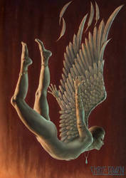 Fallen Angel by Dysis23A
