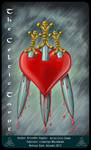 Three of Swords by Dysis23A