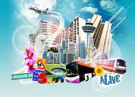 Singapore by unweaving