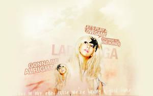 Lady GaGa by unweaving