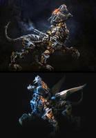 Beast by AleksCG