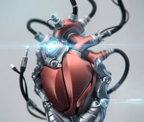 Heart_2 by AleksCG