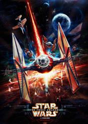 The dark side///StarWars by AleksCG
