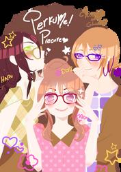 Chcolate X Glasses by SweetyMappleTea