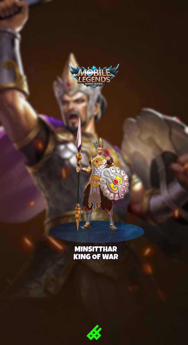 Minsitthar King Of War By Z Gaming ...