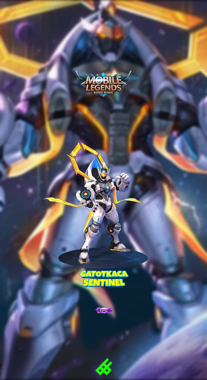 Gatotkaca Sentinel (EPIC) By Z Gaming ...