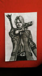 devil may cry 5 Dante by s3rd4rclub
