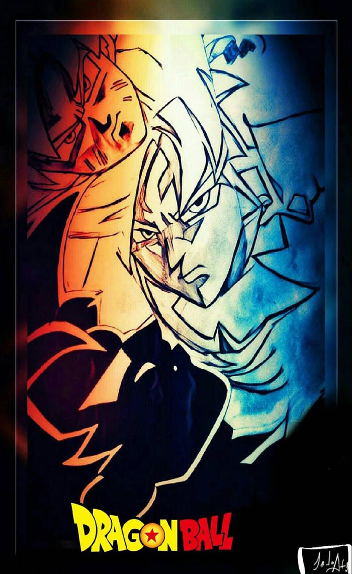 Son goku Migatte No Gokui by s3rd4rclub