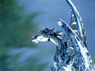 Looking Glass Dragon by wanderinatnight
