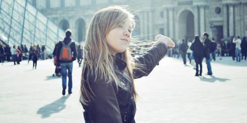 French Girl by giosolARTE
