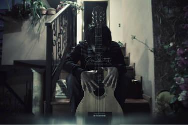 Guitar by giosolARTE