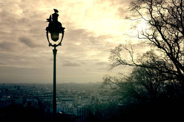 Montmartre -- Paris by giosolARTE