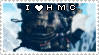 Howl's Moving Castle Stamp. by mello-sama