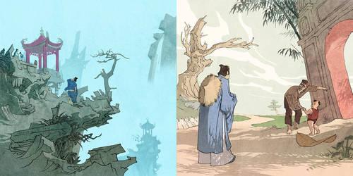 vietnamese fairytale - 4 by HiepHD