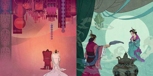 vietnamese fairytale - 5 by HiepHD