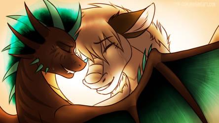 Homoedurg by deer-antler