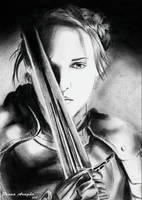 Kristen Stewart - Snow White by IgnisD15
