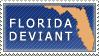 Florida Deviant Stamp by Ursa-Bear