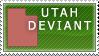 Utah Deviant stamp by Ursa-Bear