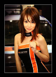 SIN 2008 - Racequeen Series 04 by shin-ex