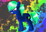 Vivid Virus :D Because i can X3 by xXNeonPonieZXx