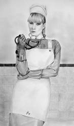 Atomage Nurse by joerggum