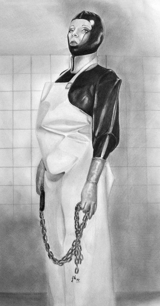 Strict Division Nurse by joerggum