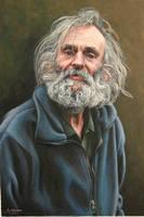 Portrait of Decker Mick by NewAgeTraveller
