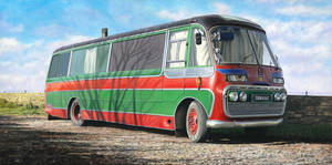 Rags Bus by NewAgeTraveller