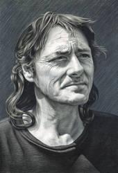 Portrait of Pierre by NewAgeTraveller