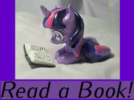 Read a Book by CadmiumCrab