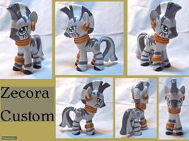 Zecora Custom by CadmiumCrab