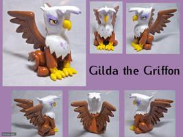 Gilda Sculpt by CadmiumCrab