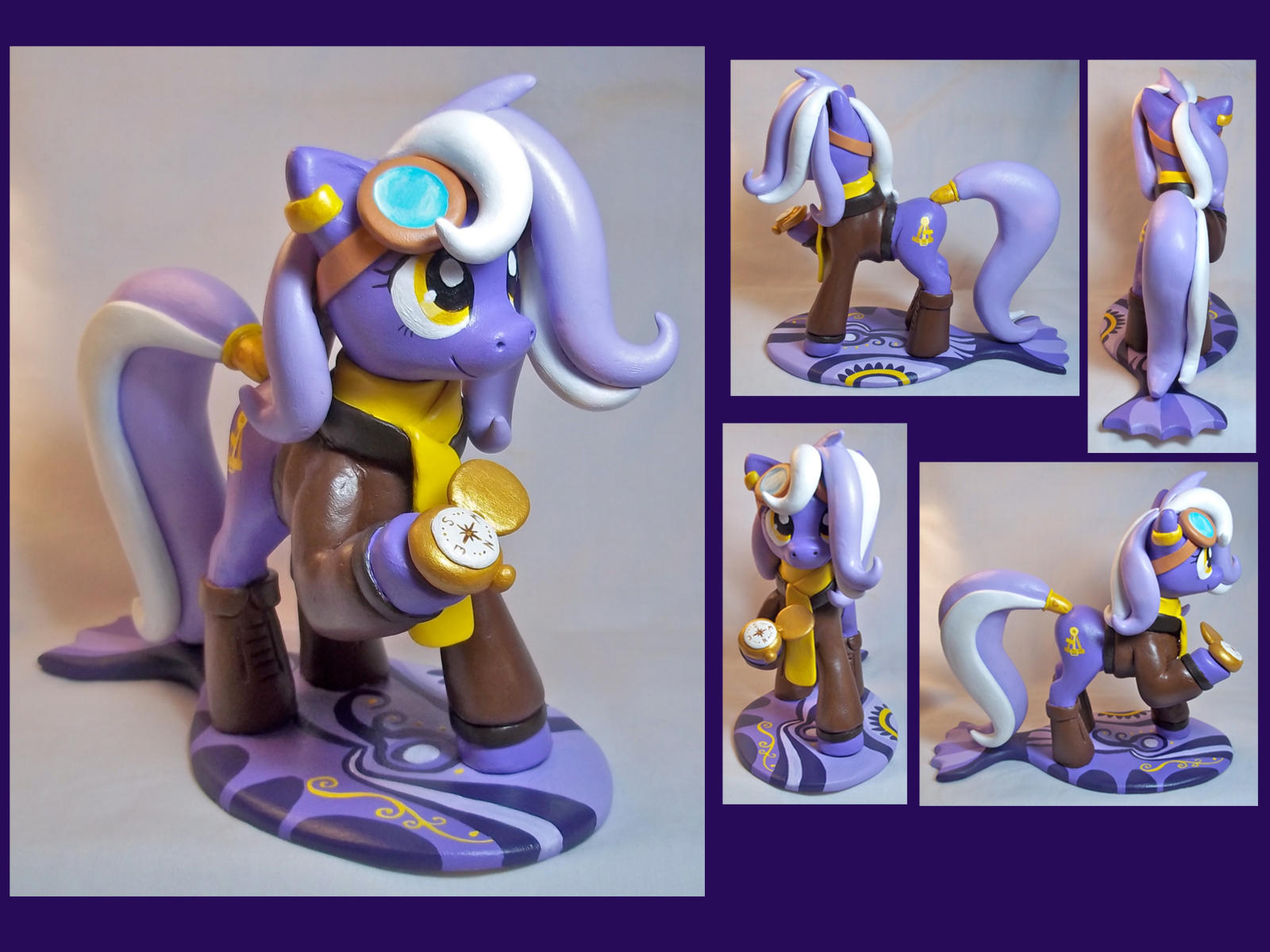 Aether Naut: TPM Mascot by CadmiumCrab