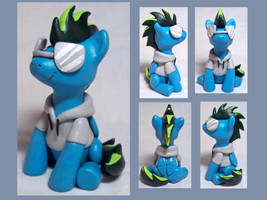 Pony Sculptors Contest Winner by CadmiumCrab