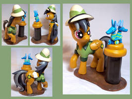Daring Do by CadmiumCrab