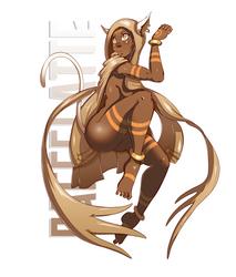 Caffelatte - Character File (63,97%) by TirNaNogIndustries