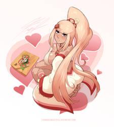 Happy Valentine's! by TirNaNogIndustries