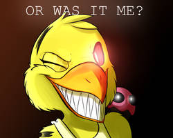 Nightmare Chica - Or was it me? by Springsting