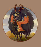 Moonkin by Clavicl6