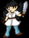 Kei Chibi by Animecolourful