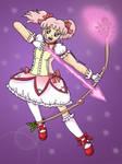 Madoka-I Will Protect You by Animecolourful