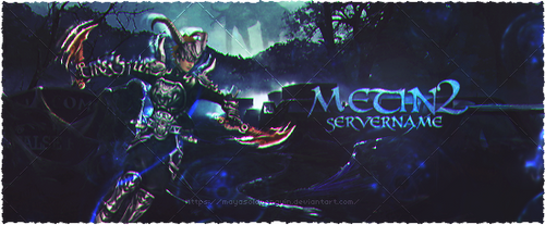 Metin2 Banner by MayasOldPenguin